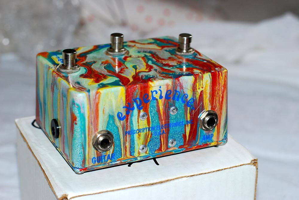 Mixed color Experience Prescription Electronics for Guitar