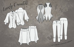 Lovely Creature Flats