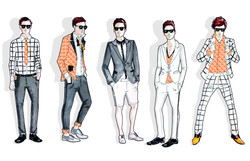 Mens Design Collection