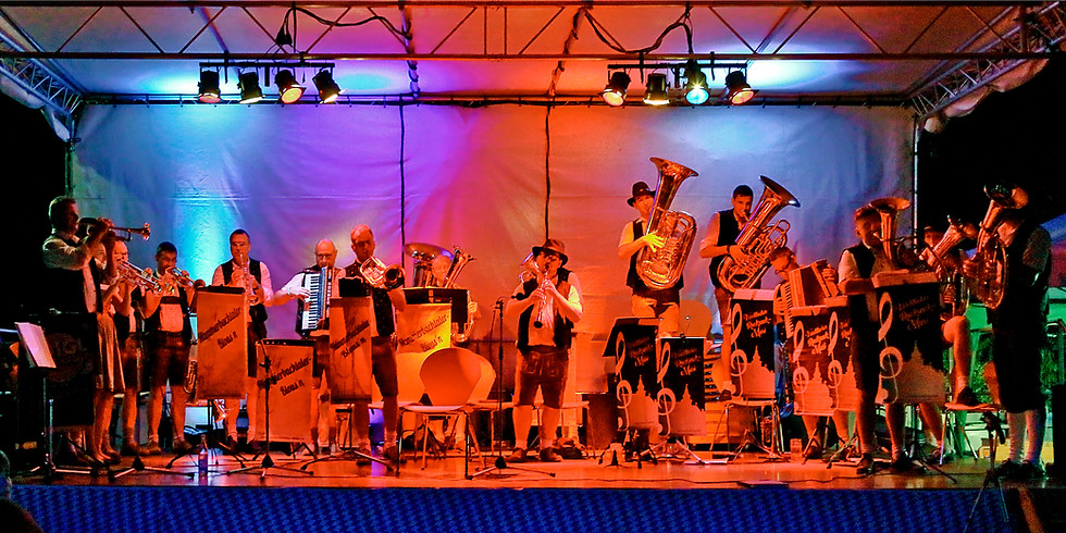 Jakobikirwa und Woodstock der Blechmusik