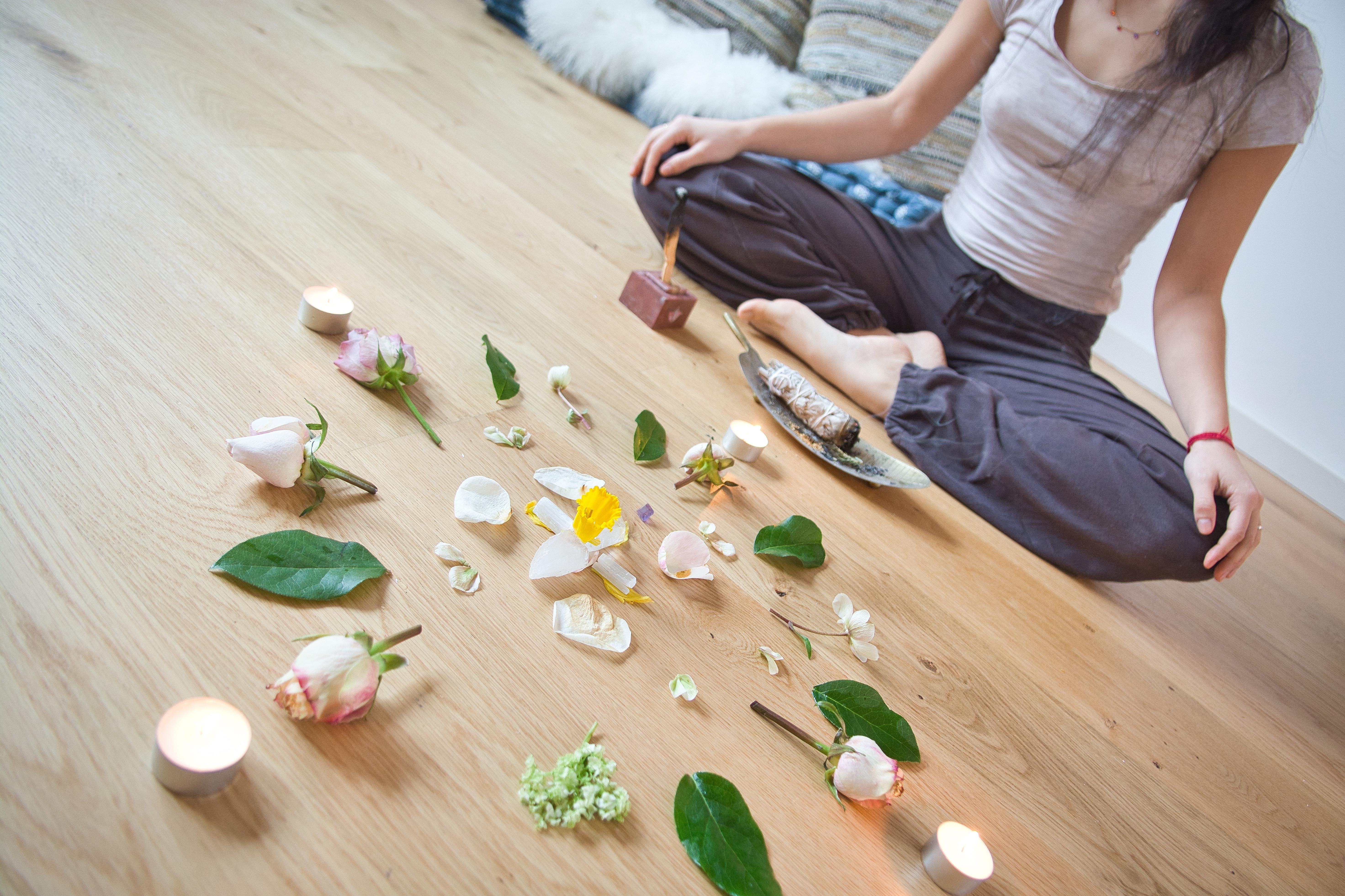 30 Minutes Meditation class