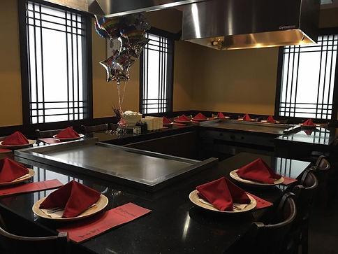 Hibachi Room