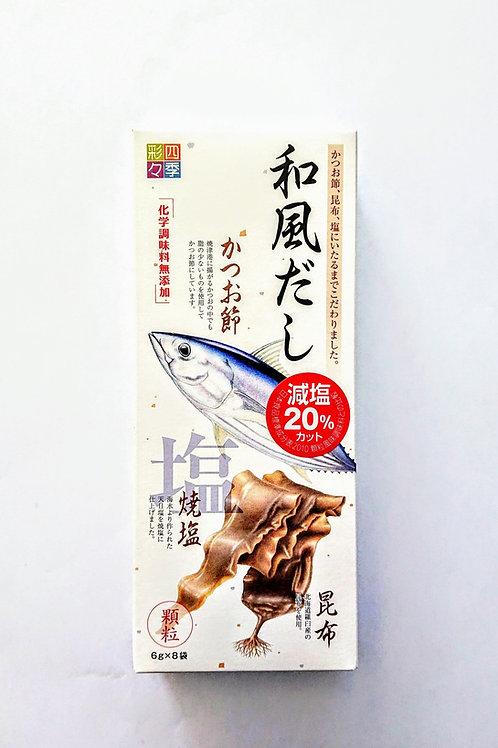 和風だし かつお節 48g(6g×8袋)小(税抜価格)