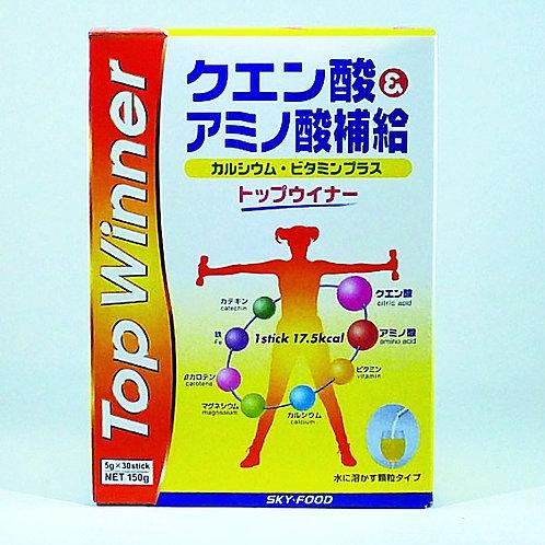 クエン酸 アミノ酸補給 トップウイナー(税抜価格)