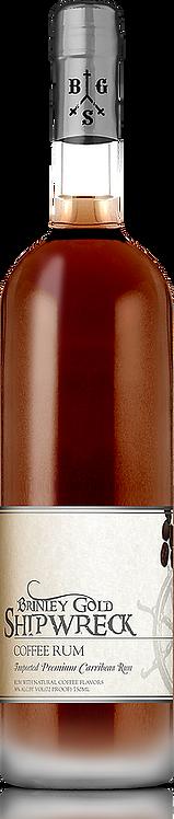 Shipwrecked Coffee Rum 750ml 36% Abv
