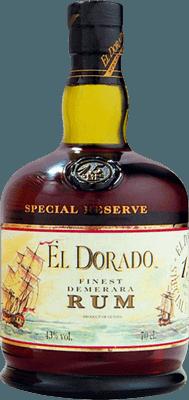 El Dorado 15 Year 700ml 43% Abv