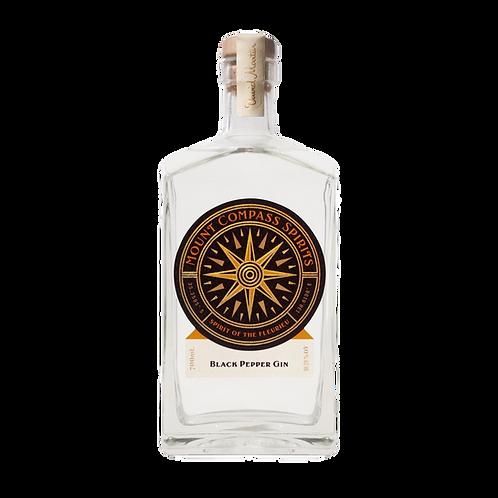 Mount Compass Black Pepper Gin 700ml