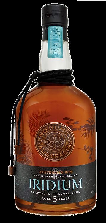 Mt. Uncle - Iridium GOLD 5yr Rum