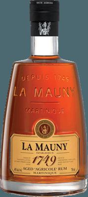 La Mauny 1949 Amber 700ml 40% Abv