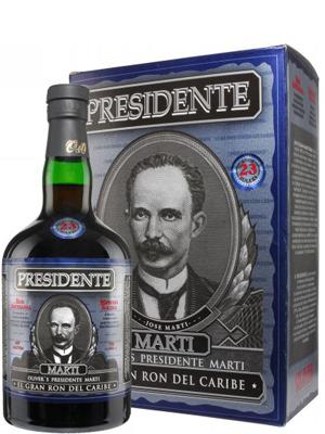 Presidente 23 Year 700ml 40% Abv