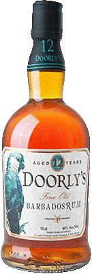 Doorlys 12 Year Old Gold 700ml 40% Abv