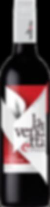 La Vendetta Sangiovese 2015.png