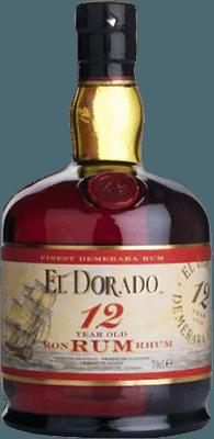 El Dorado 12 Year 700ml 40% Abv
