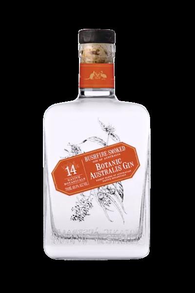 Mt. Uncle - Botanic Australis Bushfire Smoked Gin