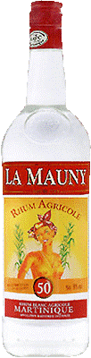 La Mauny White 1000ml 50% Abv