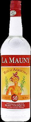 La Mauny White 1000ml 62 % Abv