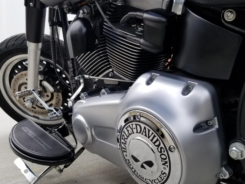 Custom Harley Davidson detail