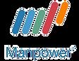 MANPOWER לוגו