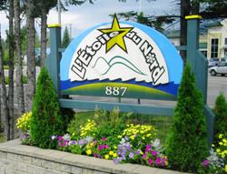entrée de L'Étoile du Nord route 125