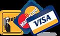 interac - visa - mastercard