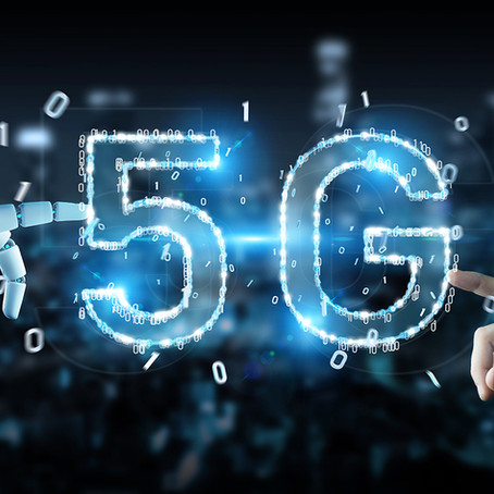 The Fourth Industrial Revolution Is Here. Hello 5G!