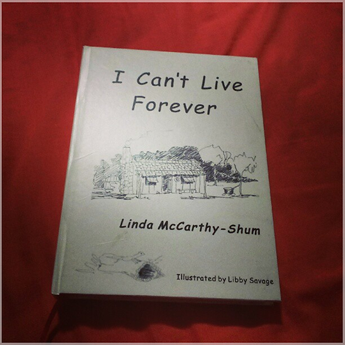 I Can't Live Forever (SOFTCOVER)