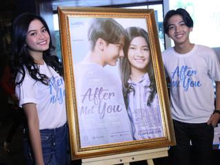 Di Film AFTER MET YOU, Ari Irham Sendiri yang Mengajukan Yoriko Sebagai Lawan Main
