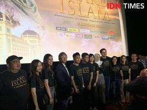 Terinspirasi dari Kisah Nyata, 5 Fakta di Balik Film Ajari Aku Islam