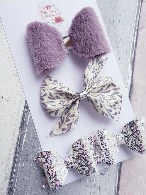 FIVER FRIDAY - lavender