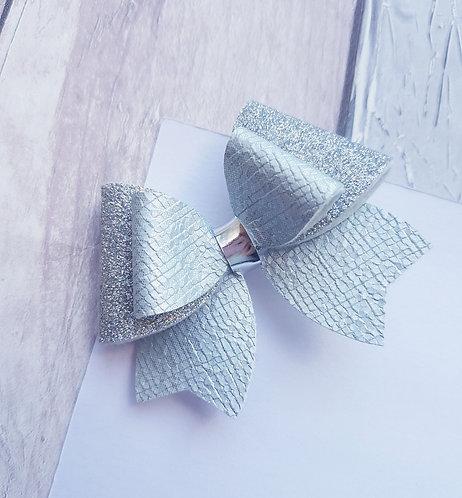 Opalescent Heidi bow
