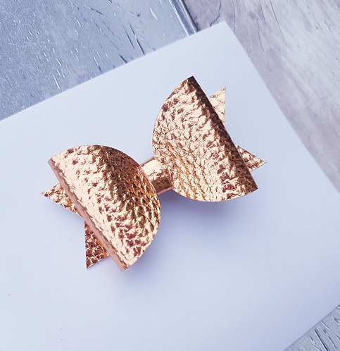 Copper Dolly bow