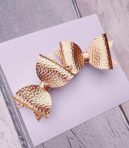 Copper pigtails set