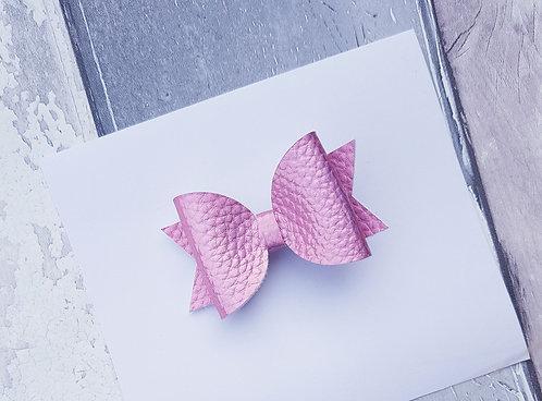 Princess pink Dolly bow