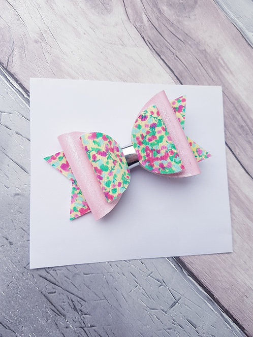 Spring fling double loop Dolly bow