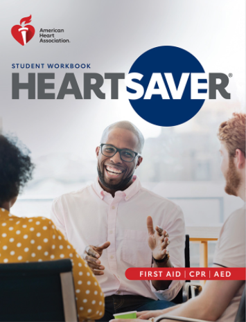 Heartsavers First Aid, CPR, AED