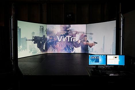 CQT+USA+VirTra+V-100+and+V-300+Simulator