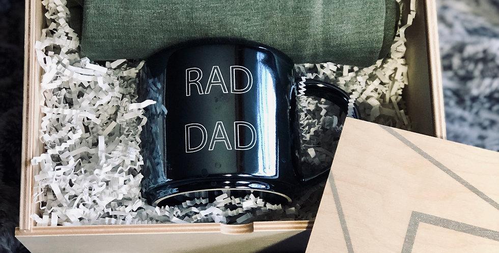Rad Dad Gift Set