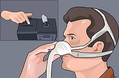 v4-460px-Adjust-to-Wearing-a-CPAP-Mask-S