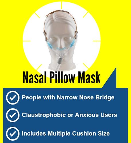 Misc Nasal Pillow Mask