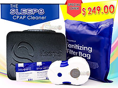 Sleep8 Cpap Cleaning Sanitizing Companion Promo