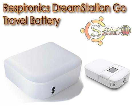 Respironics DreamStation Go Travel Battery