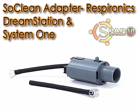SoClean Adapter- Respironics DreamStation & System One