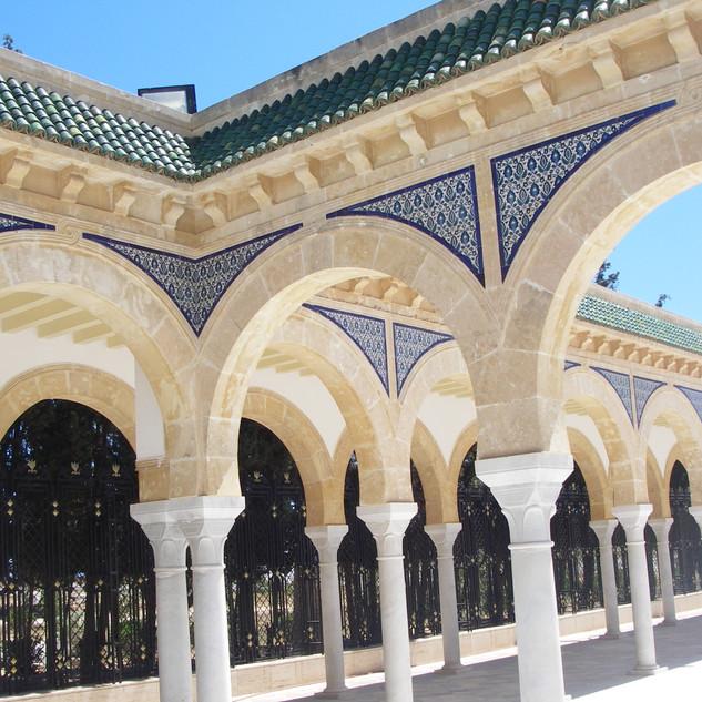 Mausoleum van Habib Bourguiba, Monastir.