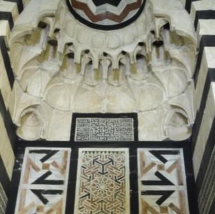 Tripoli Taynal moskee binnen.JPG