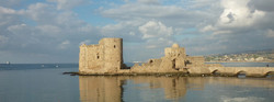 Zeekasteel Sidon, Libanon