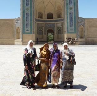 Bukhara ontmoeting rondreis Oezbekistan Saffraan Reizen .JPG