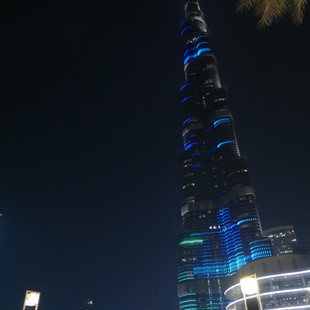 Hoogste toren ter wereld, Burj al Khalif