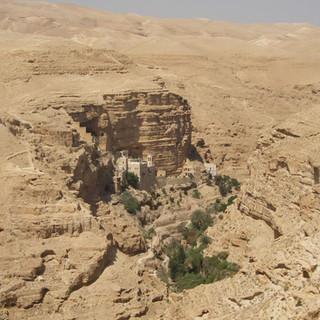 Klooster van St. George, Palestina.JPG