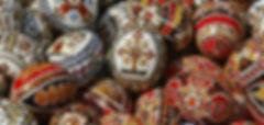 Armeense paaseieren - Saffraan Reizen