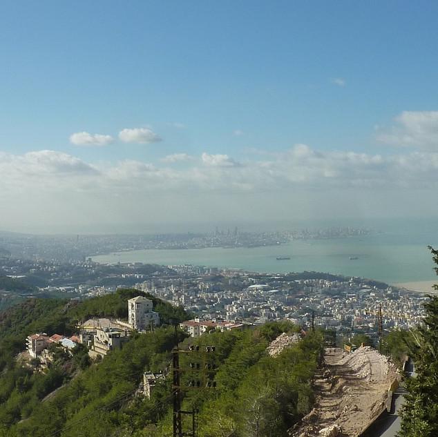 Libanon Middellandse Zee.JPG